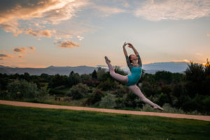 Colorado Professional Dance Photographer - Young Aspiring Artist - Dance Photographer